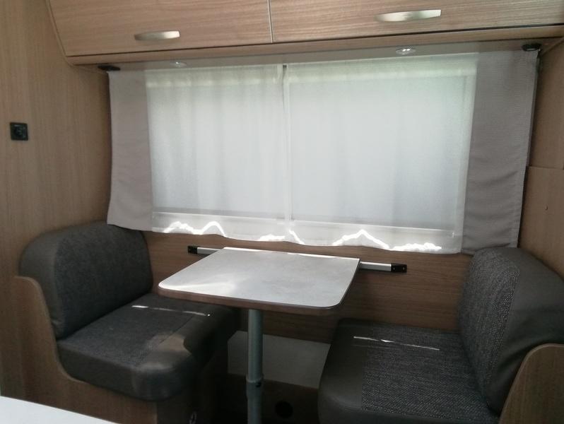 Camping car Capucine, Carado A 461