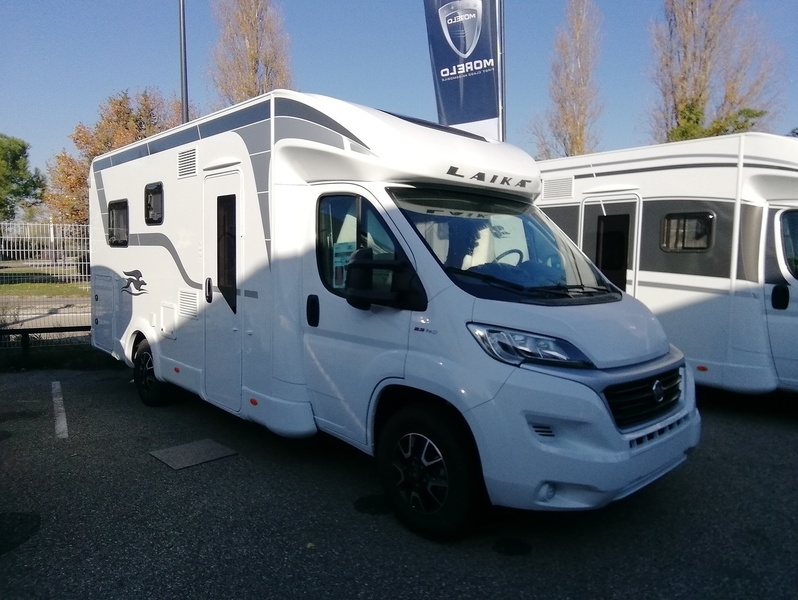 Camping car Profilé Lit central.  Laika Cosmo 212 . 2020