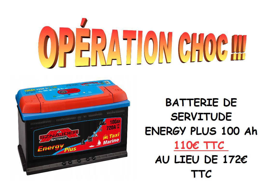OPERATION CHOC